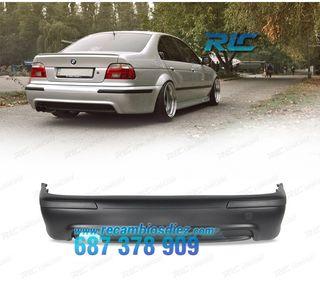 PARAGOLPES TRASERO BMW E39 95-03 LOOK M