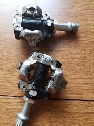 SHIMANO DEORE XT pedales automáticos