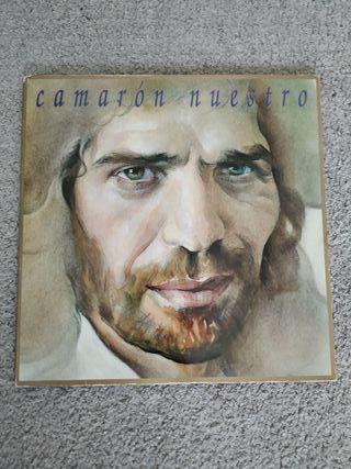 LP Doble Vinilo Camarón Nuestro