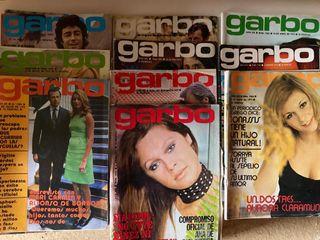 Lote revista Garbo 1972