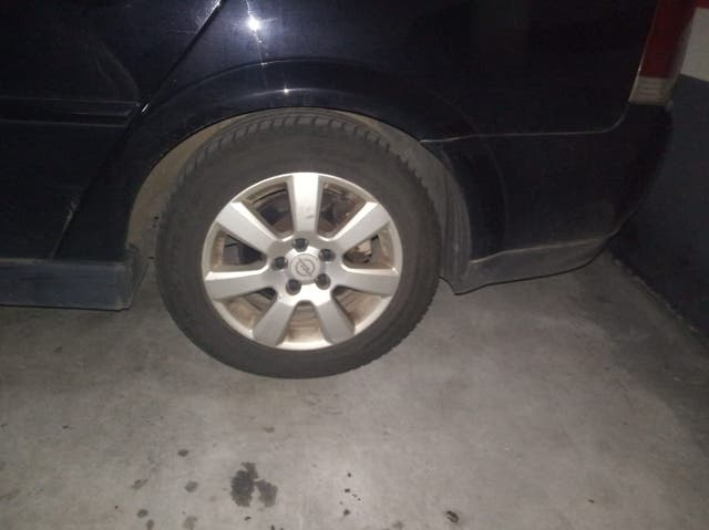 llantas y ruedas coche