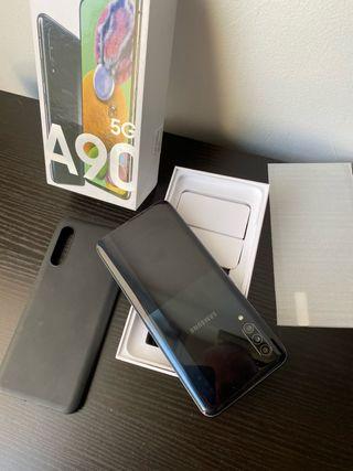 Samsung galaxy a90 5g, 128gb, nuevo