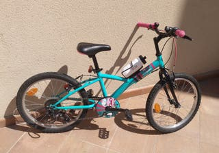 Bicicleta niño/a seminueva BTWIN