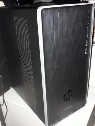 Ordenador HP pavilion 590 en perfecto estado