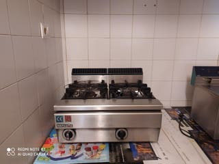 Fuegos de cocina industriales Repagas