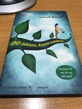 Libro autoayuda de Jorge Bucay