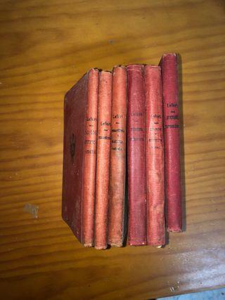 Libros de medicina. Madrid Bailly-Balleire e hijos