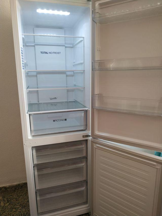 Frigorífico congelador nevera Haier!!!
