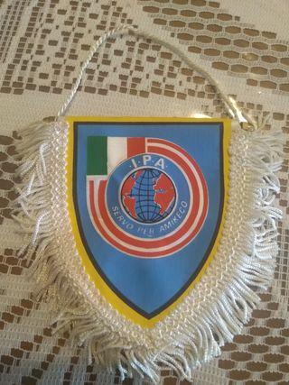 banderín vintage