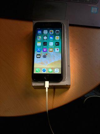 Movil iphone 7 plus ( NEGRO MATE)
