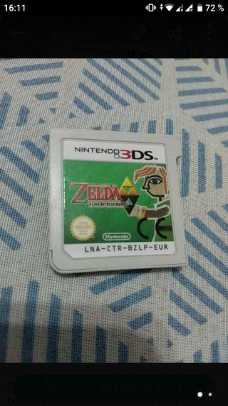 3DS ZELDA A LINK BETWEEN WORLDS!!!