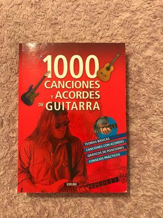Libro aprendizaje guitarra
