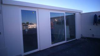 Reparación y mantenimiento de ventanas de aluminio
