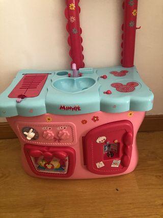 Cocina juguete Minnie Mouse