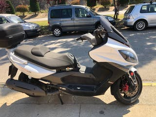 Despiece completo kymco xciting R 500i ABS