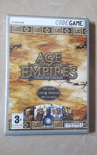 Juego PC Age Of Empires