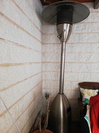 estufa exterior