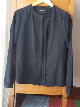 Camisa negra Maison Scotch Talla 1