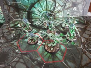 Caja de inicio Warhammer underworlds Nigthvault