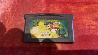 Earthworm Jim Game Boy Advance