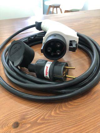Microcargador Tipo 1 para Vehiculos Electricos