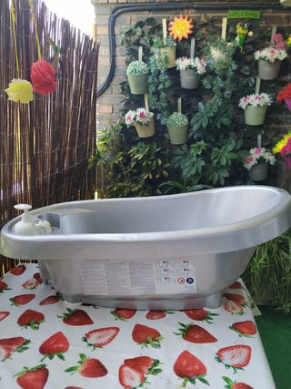 Bañera con termómetro Bébé Jou