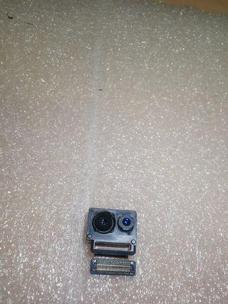 cámara frontal Samsung galaxy s8