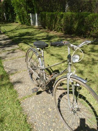 Bicicleta gacela Bh