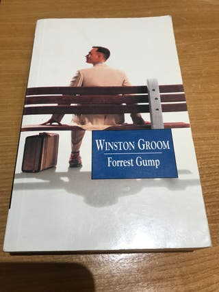 Libro forest gump
