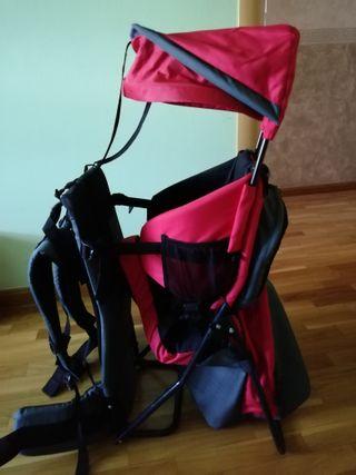Mochila porta-bebés para montaña