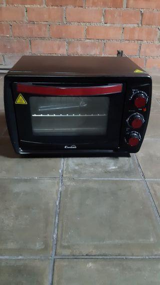 horno electrico marca comelec