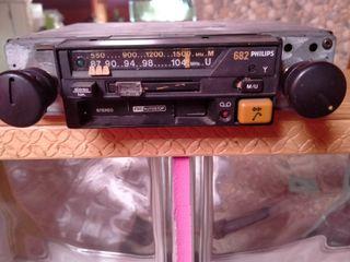 Radio coche vintage