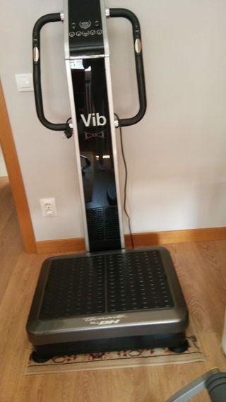 máquina de ejercicios (plataforma vibratoria)