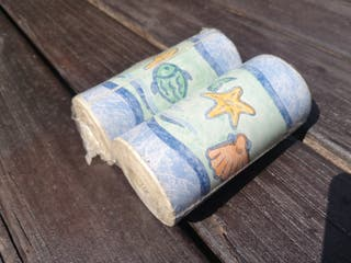 Cenefas de papel