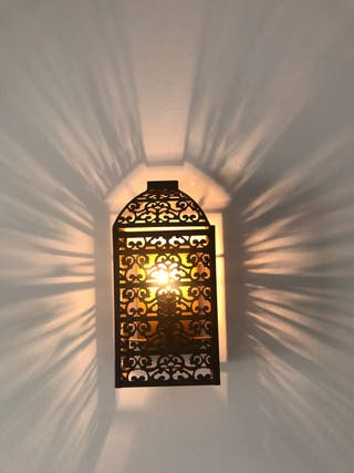 Lámpara de pared, Aplique