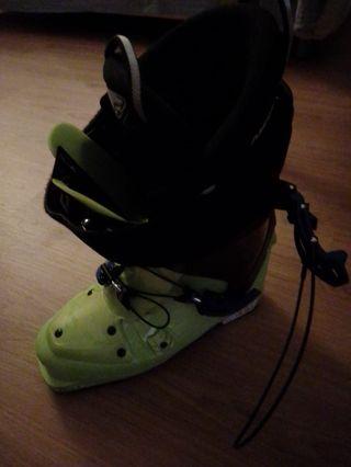 Bota esquí travesía Dynafit neo pu nueva 27.5