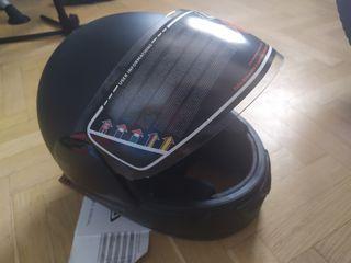 casco moto NZI activy