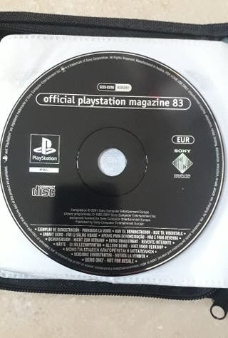 Official PlayStation Magazine 83