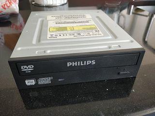 Regrabadora DVD