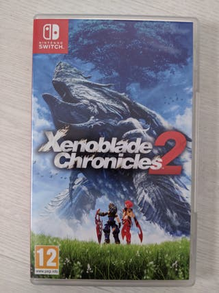 Xenoblade chronicles 2. Nintendo switch