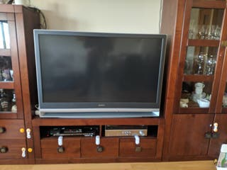 "Televisor retroproyector SONY 50"""