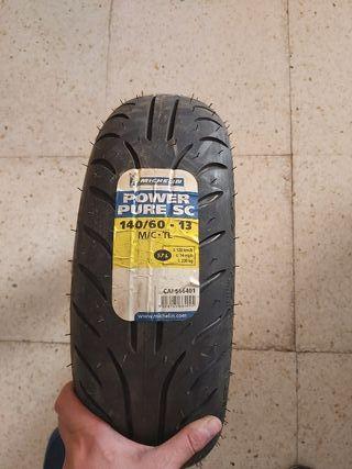 Michelin power pure 140/60r13