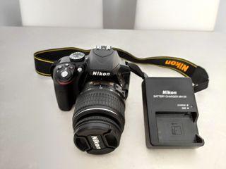 Nikon D3300 - Cámara réflex digital