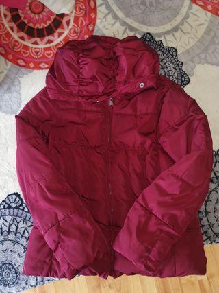 abrigo niña talla 9/10 de ZARA