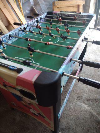 futbolín (ENVÍO INCLUIDO)