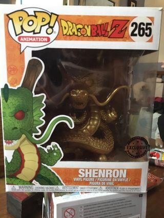 Funko pop shenron dorado pop figura dragon ball