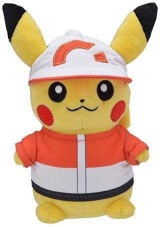 Peluche Pokémon Pikachu Let's Go