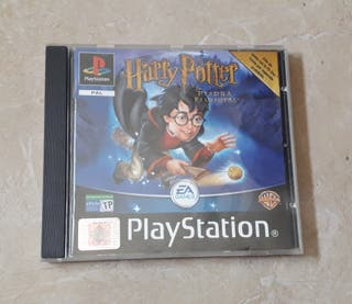 Juego PS1 Harry Potter