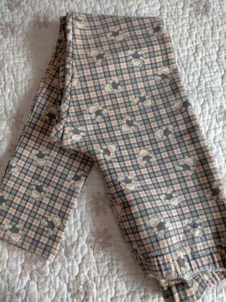leggings gordito, talla 12