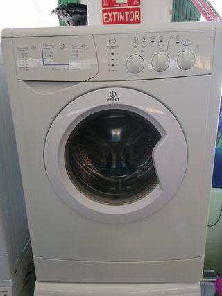 Lavadora Indesit 6kg con garantía